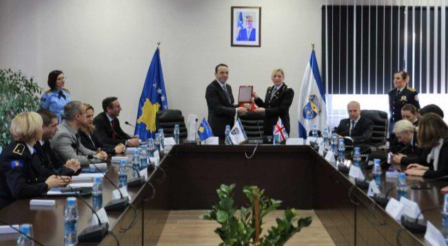 Intensifikohet bashkëpunimi ndërmjet Policisë së Kosovës dhe Policisë së Uellsit Jugor