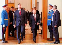 Vuçiq në takim me Putinin do të bisedoj edhe për Kosovën