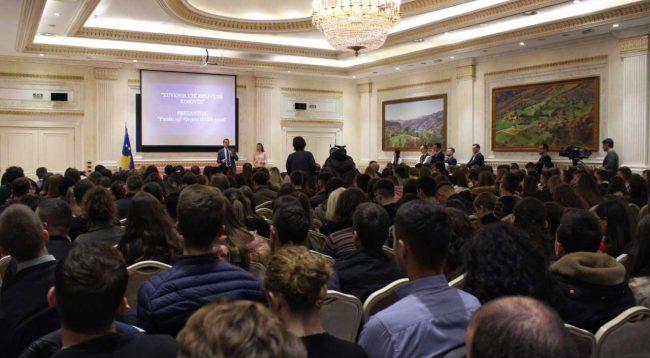 Ministri Gashi: Për herë të parë e njohim punën vullnetare rinore