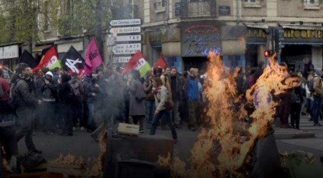 Francë, frika nga protestat mbyll Kullën Eiffel dhe aktivitet komerciale