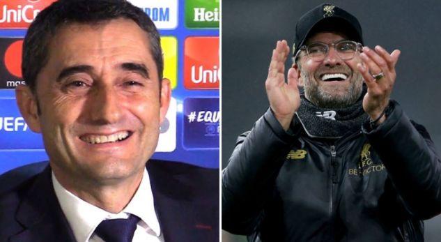 Reagimi i trajnerit të Barçës kur e kuptoi që e kishte shmangur Liverpoolin