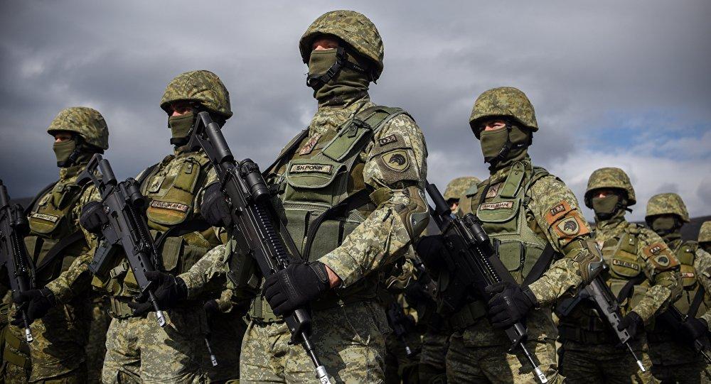 71 pjesëtarë serb largohen nga FSK-ja