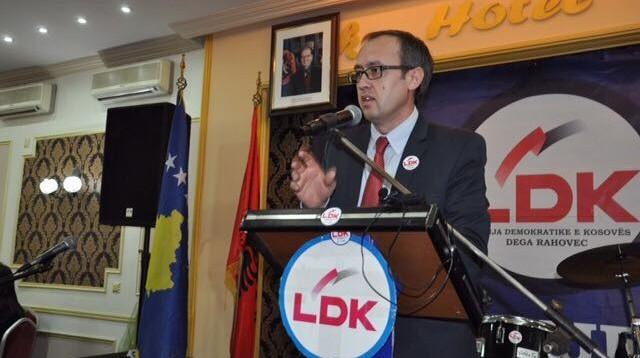 LDK-ja tregon se cili është kushti i tyre për tu bërë pjesë e dialogut