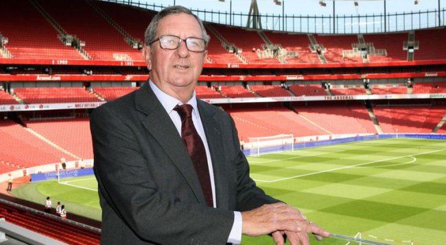 Ndërron jetë ish presidenti i Arsenalit