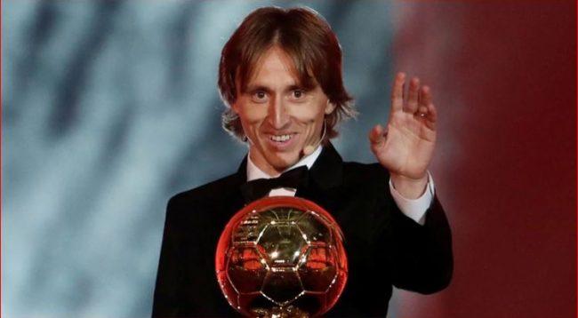 Modric zbulon vendin e çuditshëm ku do ta mbajë Topin e Artë