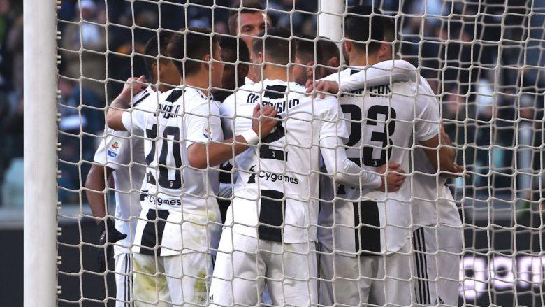 Juve mposht Sampdorian, Ronaldo dygolësh