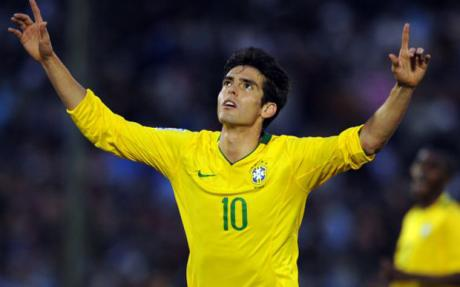 Kaka: S'jam më i talentuari nga pesë brazilianët më të mirë
