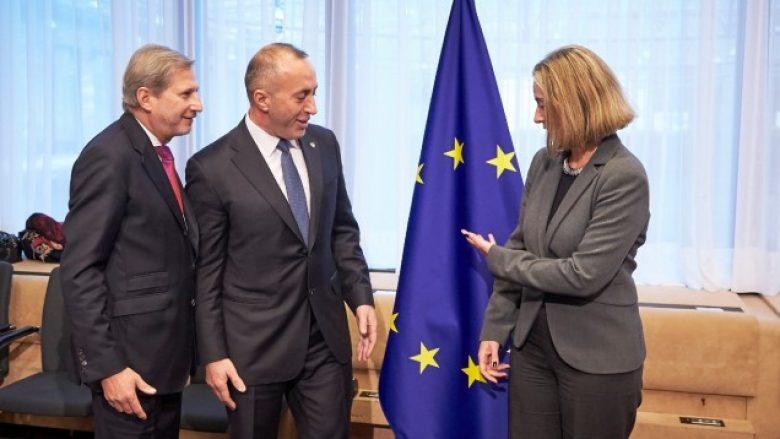 Haradinaj nesër do të përballet me Mogherinin, kjo është arsyeja