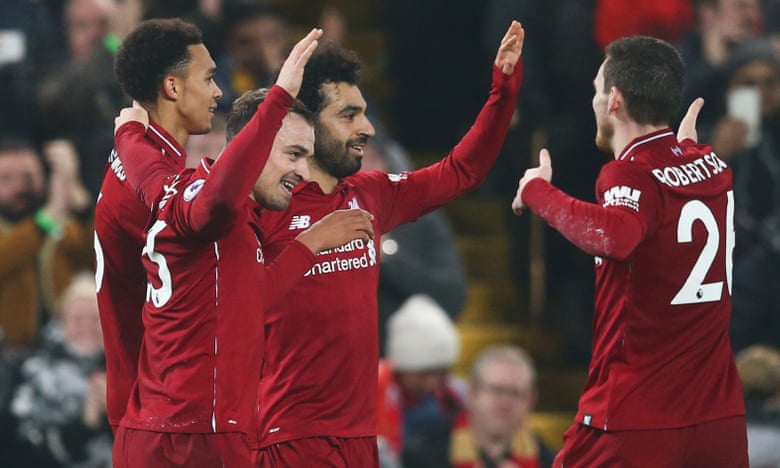 Liverpooli i Shaqirit thyen Newcastle-n, City humbet sërish, Tottenham shkatërron Bournemouth-in