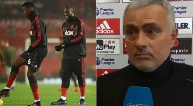 Mourinho 'përplaset' keq me Pogban e Lukakun