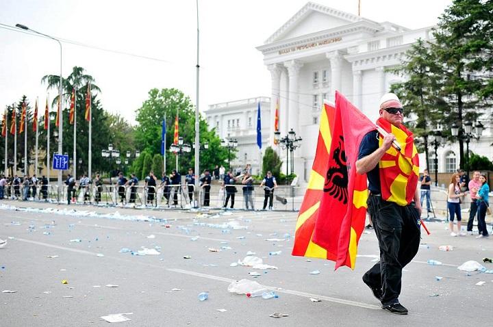Në këtë mënyrë do të hyjë në fuqi ligji për Gjuhën Shqipe në Maqedoni