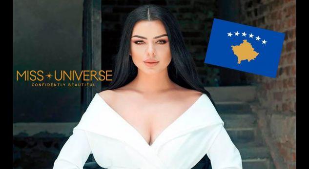 Përfaqësueja e Kosovës në bën horë në Miss Universe, nuk di të flasë për vendin e saj