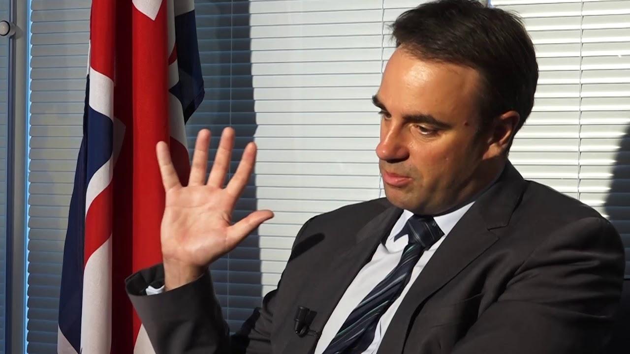 O'Connell tregon nëse Britania e Madhe e mbështet Ushtrinë e Kosovës