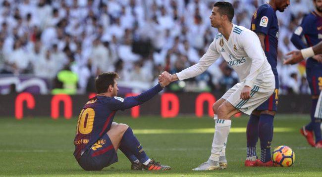 Ronaldo e lë vetëm Messin në Bernabeu në finalen e madhe të Copa Libertadores