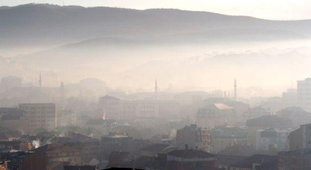 Bora nuk e pastron ajrin, kjo është ndotja momentale në Prishtinë