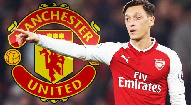 Daily Star: Ozil po transferohet te Man Utd