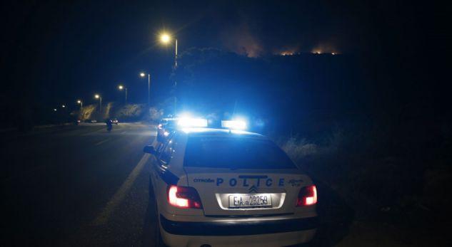 Policia me aksion bastisjeje në Prishtinë
