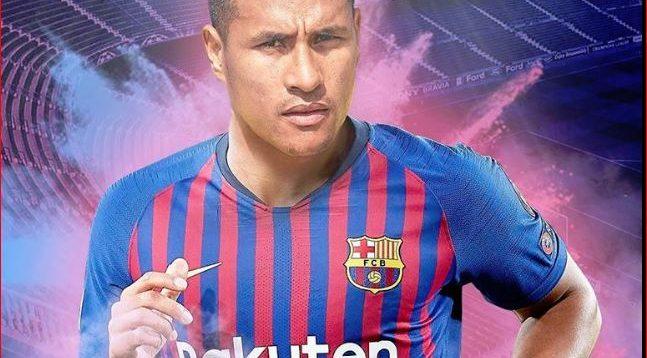 Zyrtare: Barcelona transferon qendër mbrojtësin e Valencia