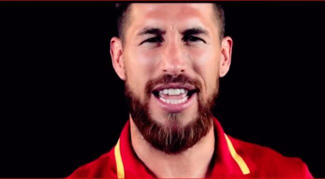 Kjo video me Ramosin, është më e klikuara në Youtube