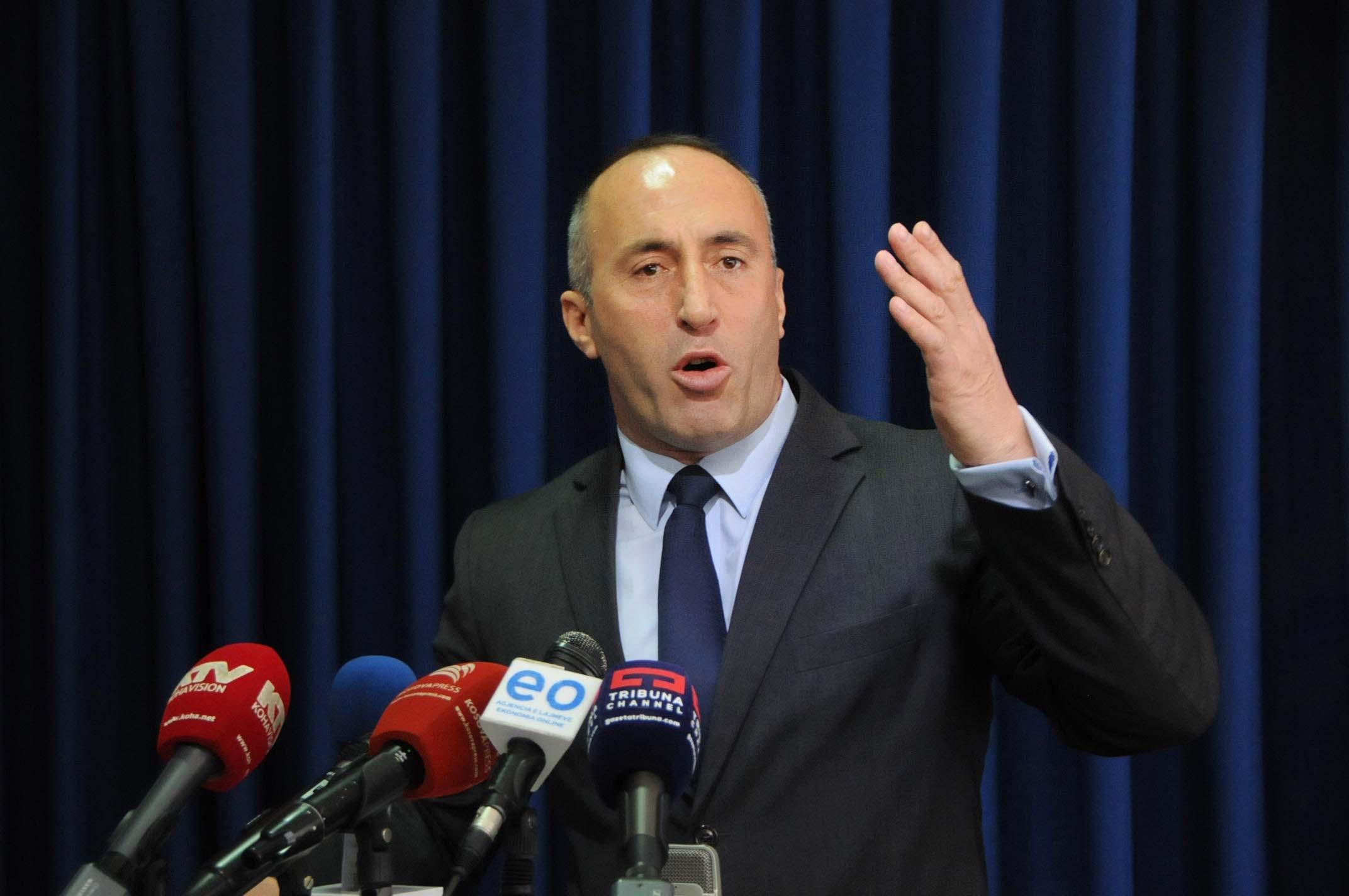Haradinaj letrën e Donald Trump dërguar Thaçit e sheh si një lajm të mirë për Kosovën