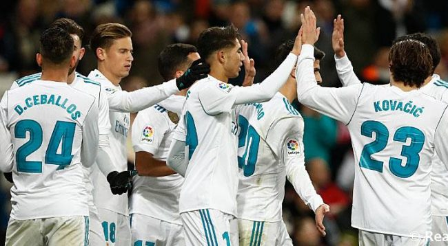 Real Madrid vendos ta shes yllin e skuadrës