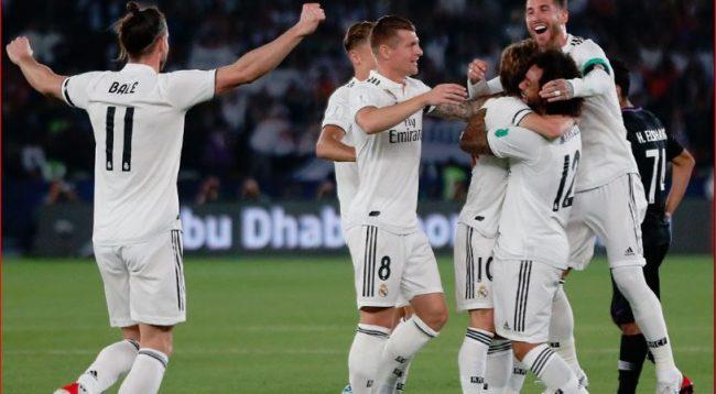 Kampionët e Botës quhen Real Madrid