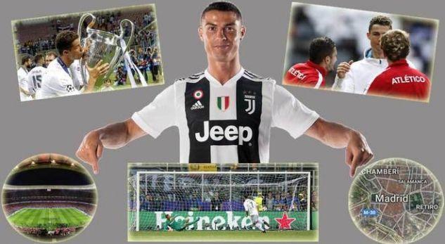 Cristiano Ronaldo me statistika të frikshme kundër Atleticos