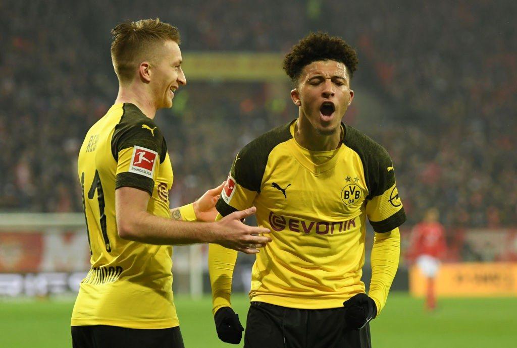 """Tre gjigantët evropiane në """"luftë"""" për yllin e Dortmundit"""
