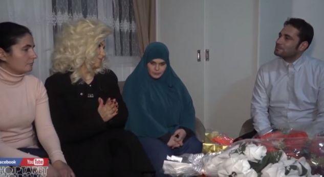 Dy motrat jetime përloten nga surpriza e Shyhrete Behlulit