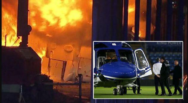 Hetimi zbulon shkaktarin e rrëzimit të helikopterit të Leicester Cityt
