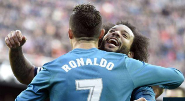 Ronaldo: Juve nuk ka nevojë për Bale, kurse Marcelo është i mirëseardhur