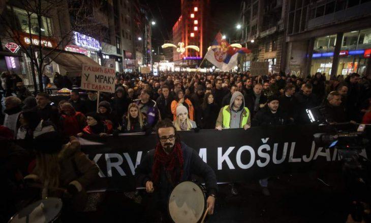 Kunder Vuçiqit në vendin e njëjtë ku u rrëzua Millosheviçi