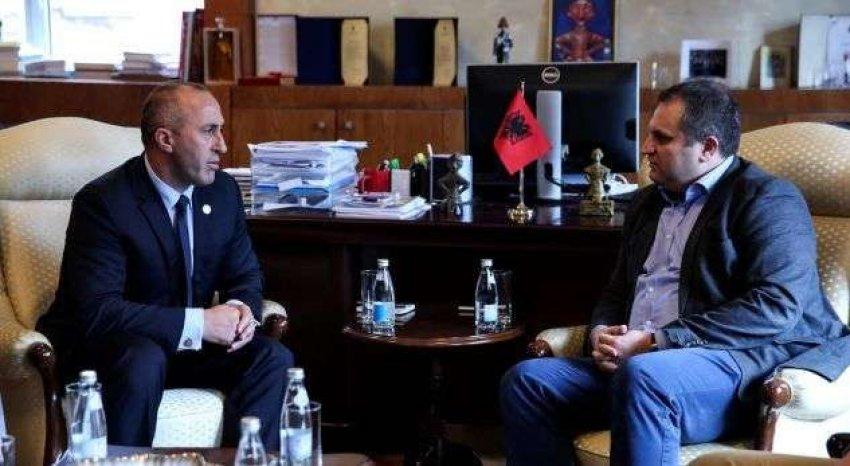 Ramush Haradinaj i tregon vijat e kuqe që i ka Kosova në dialog me Serbinë