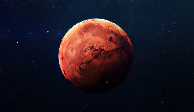 """NASA publikon """"selfie""""-n e parë nga planeti Mars"""