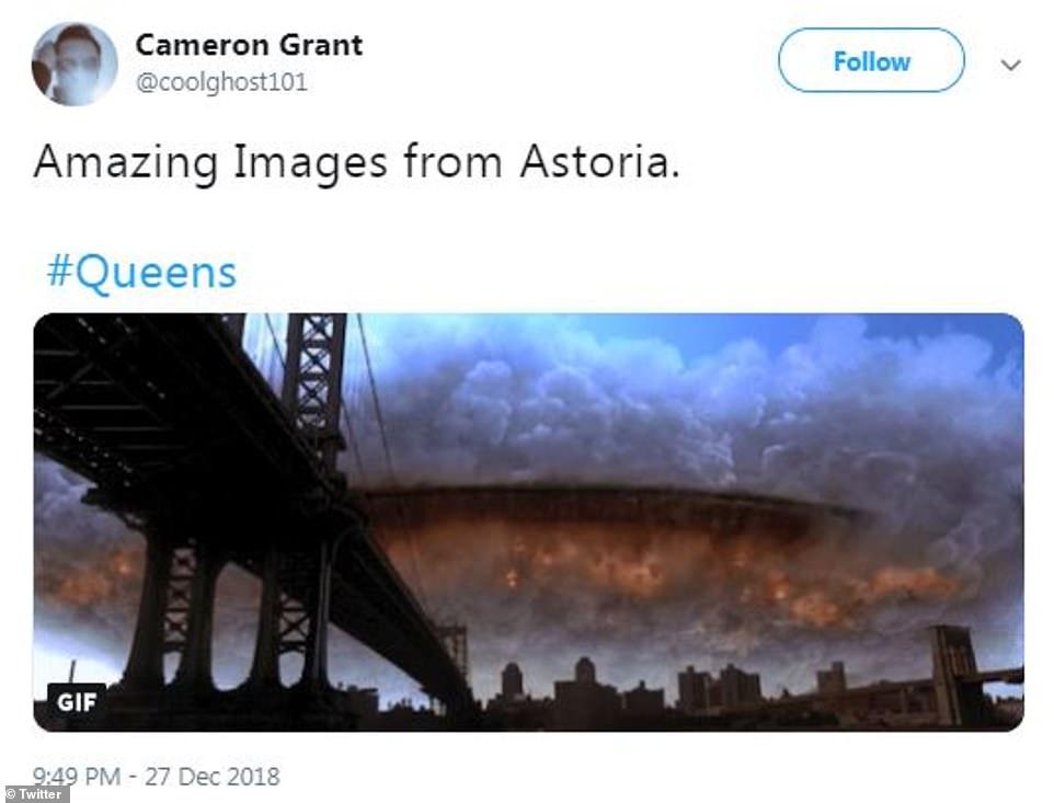 Shpërthimi i mbrëmshëm në Nju Jork që u cilësua si sulm alien