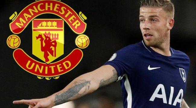 Man Utd arrin marrëveshje me Alderweireld