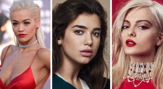 Mediumi francez: Rita Ora, Dua Lipa dhe Bebe Rexha- tri pop-artistet nga Ballkani