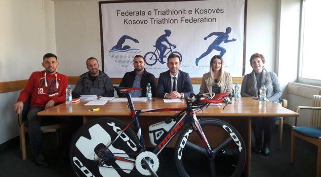 ZYRTARE: Themelohet Federata e Triatlonit të Kosovës