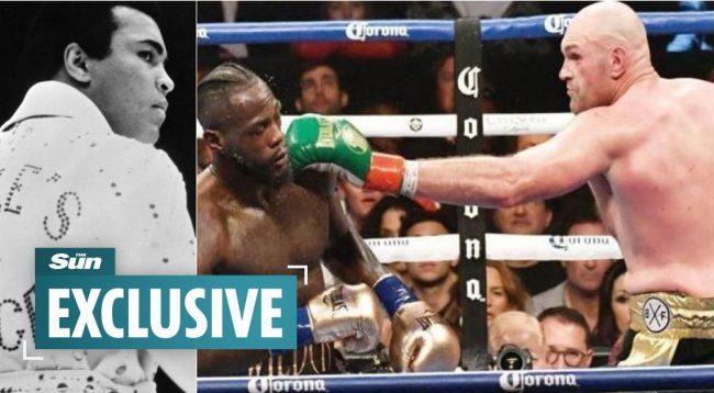 Legjenda e boksit: Tyson Fury si Muhammad Ali, ky fakt e tregon