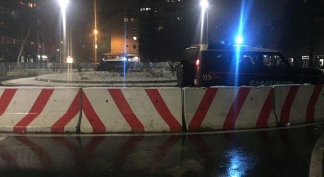Karabinierët ndajnë Mitrovicën