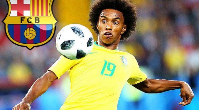 Barcelona e transferon Willianin, nëse Chelsea e merr këtë lojtar
