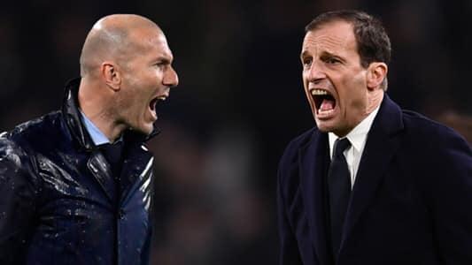 Lajmi i mbrëmjes, Allegri te Reali, Zidane te Juve