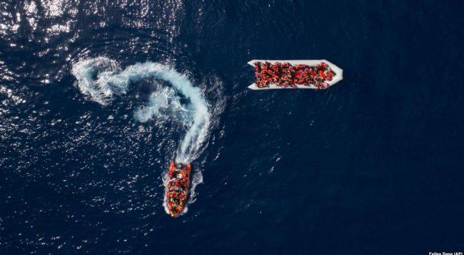 Shpëtohen mbi 500 migrantë në Detin Mesdhe