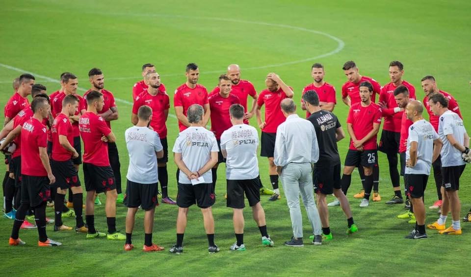 Lajmi i ditës, Drita kërkon futbollistin e kombëtares shqiptare