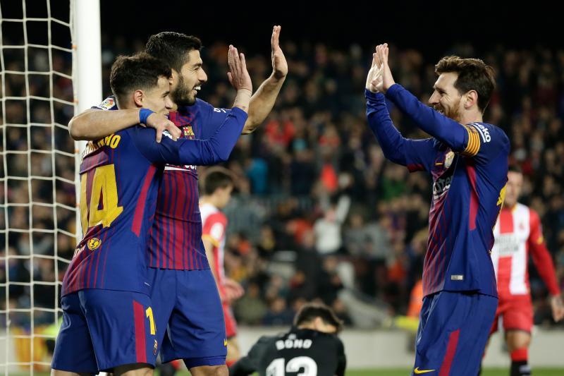Mediet britanike: Manchester United kërkon yllin e Barcelonës