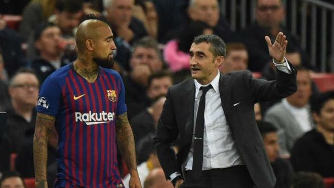 Arturo Vidal, sulmuesi i ri i Barcelona-s?