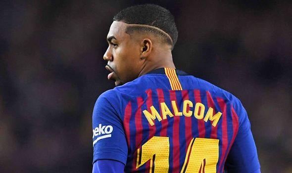 Tare e do Malcom-in e Barcelonës