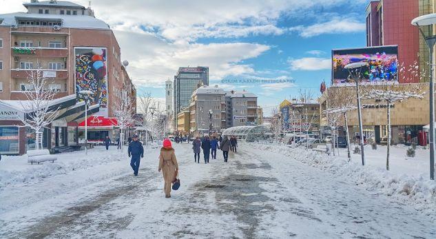 Në këto pjesë të Kosovës, temperaturat do të shkojnë deri në -21 gradë