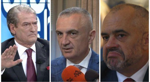 Meta dekretoi Ramën si ministër të Jashtëm, reagon Sali Berisha