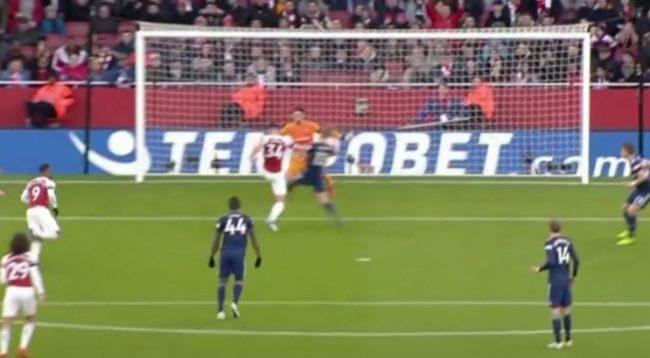 Arsenal – Fulham, Xhaka e nis me gol vitin 2019
